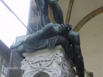 Medusa's Corpse by Naivax-Maundrell