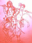 Nagakura and Harada REMIX by 313V3N