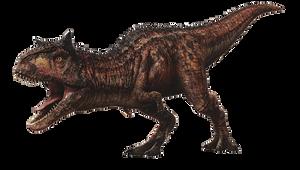 Jurassic World Carnotaurus Render 3
