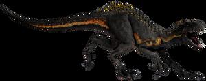 Jurassic World Indoraptor Render 3