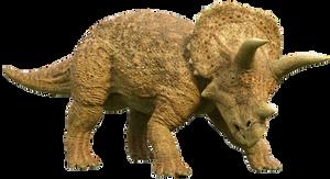 Dino Dan Triceratops Render 1