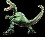 Dinosaur King Suchomimus Render 1