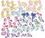 So Many Ponies