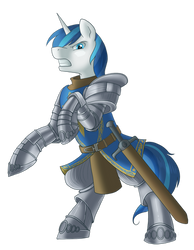 Shining Armor of Astora by Pixel-Prism