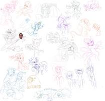 TSSSF Patreon Sketch Stream by Pixel-Prism