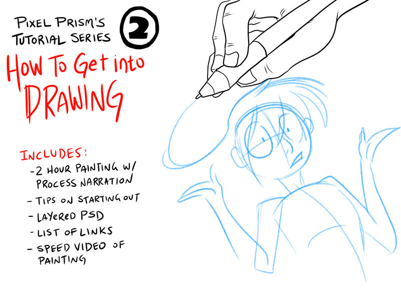 Tutorial 2: Get Started in Drawing by Pixel-Prism