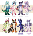 [CLOSED] Mythological Creatures - ADOPT AUCTION