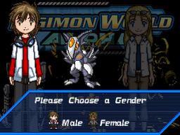 Digimon World Alpha by ryushin5