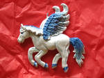 Pegasus Pendant or Wall Hanging