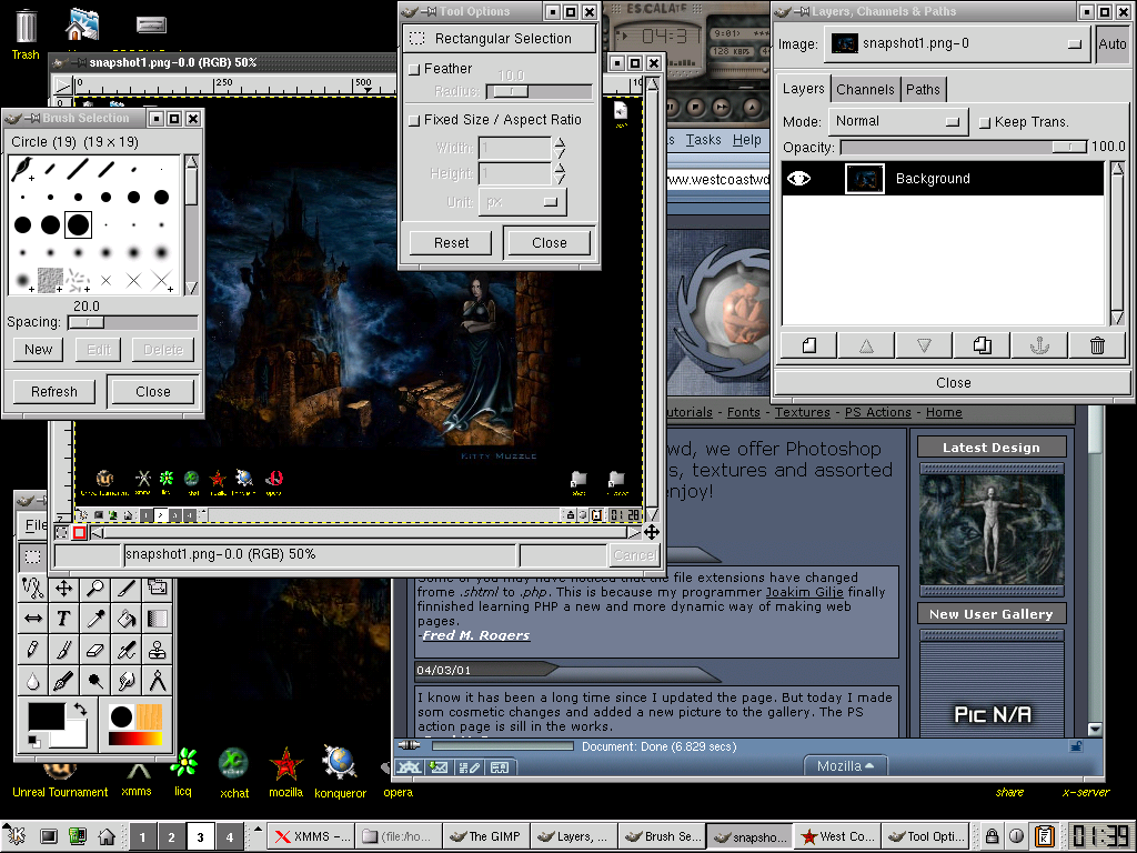 jgilje KDE 2-1 by jgilje