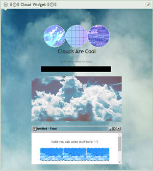 Cloud Custom Box [F2U]