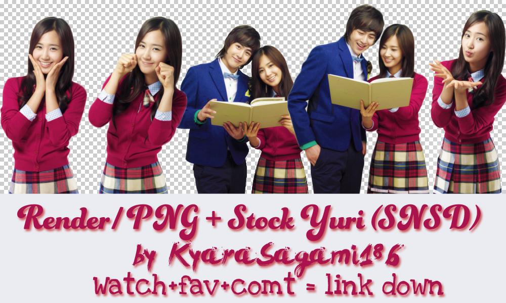 Pack Render/PNG + Stock Yuri (SNSD) by Kyra by KyaraSagami186