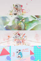 PSD FREE // BTS SUMMER PACKAGE 2016 by KyaraSagami186