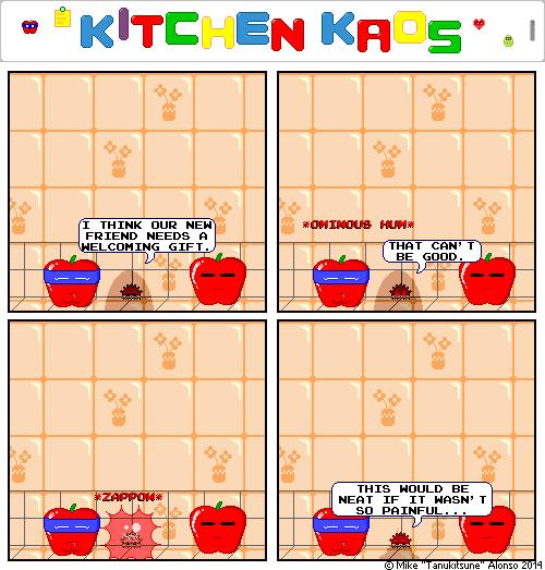 Kitchen Kaos 371 by Tanukitsune1