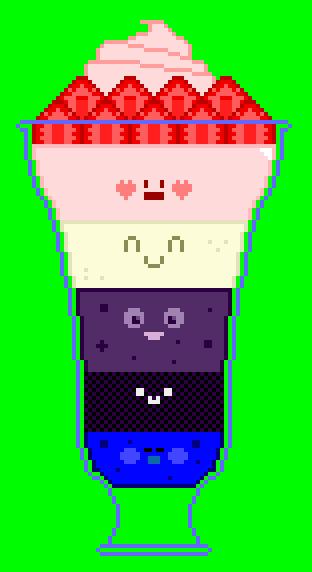 Genderfruit Parfait