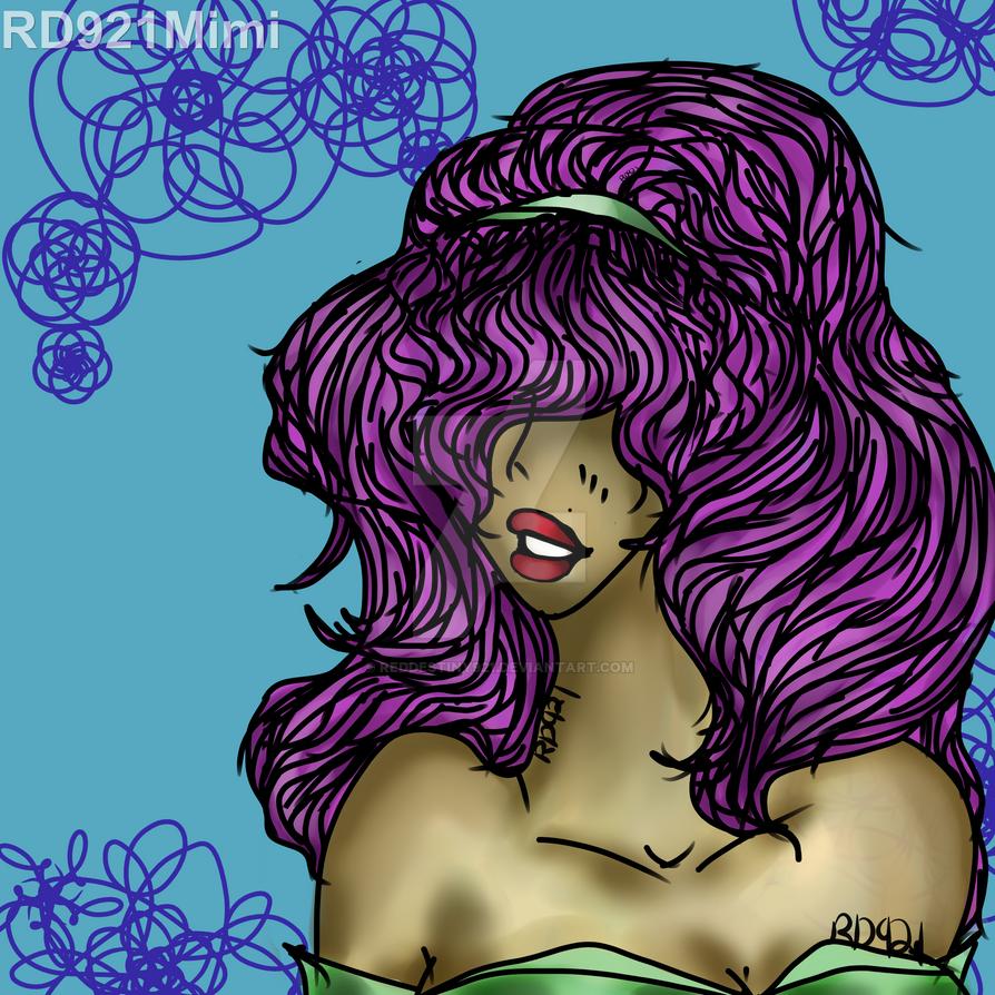 Almaisa doodle by RedDestiny921