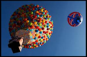 Bristol balloon fiesta 2009