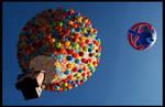 Bristol balloon fiesta 2009 by fatdeeman