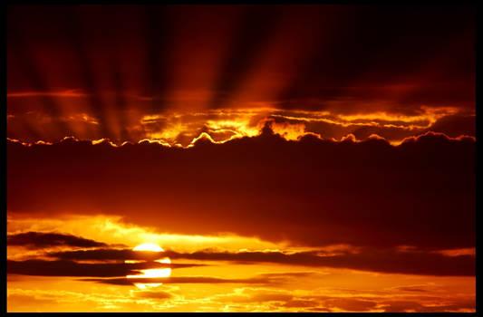 Porthcawl Sunset