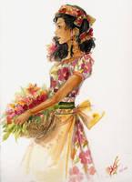 The Creol Florist by Vassantha