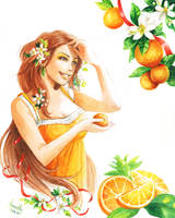 Fleur d' Oranger by Vassantha