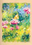 Pink Nectar by Vassantha