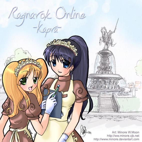 Ragnarok Online - Kapras - by minore