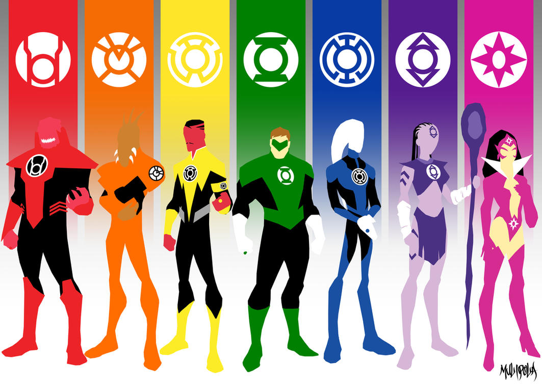 With This Ring (Young Justice SI) (Thread Two)   Page 23 ... Indigo Lantern Ring