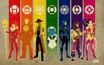 New Guardians Lantern Corps