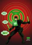 Daredevil Green Lantern