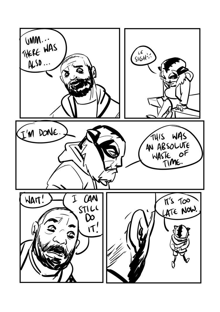 24hr Comic pg23 by BloodySamoan