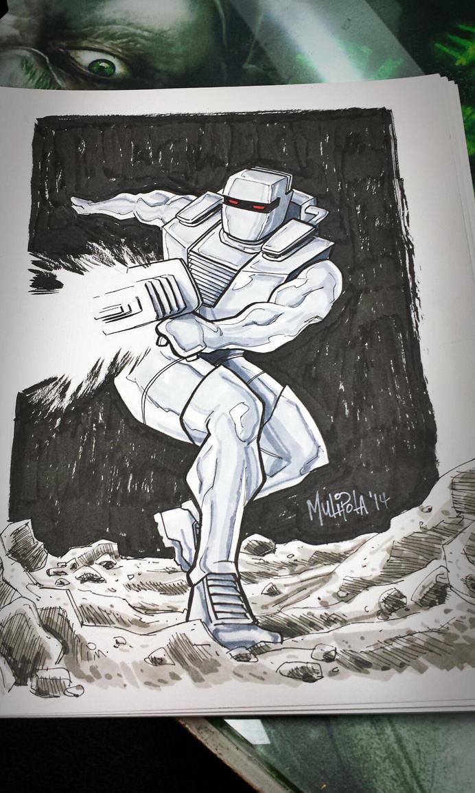 ROM the Spaceknight by BloodySamoan