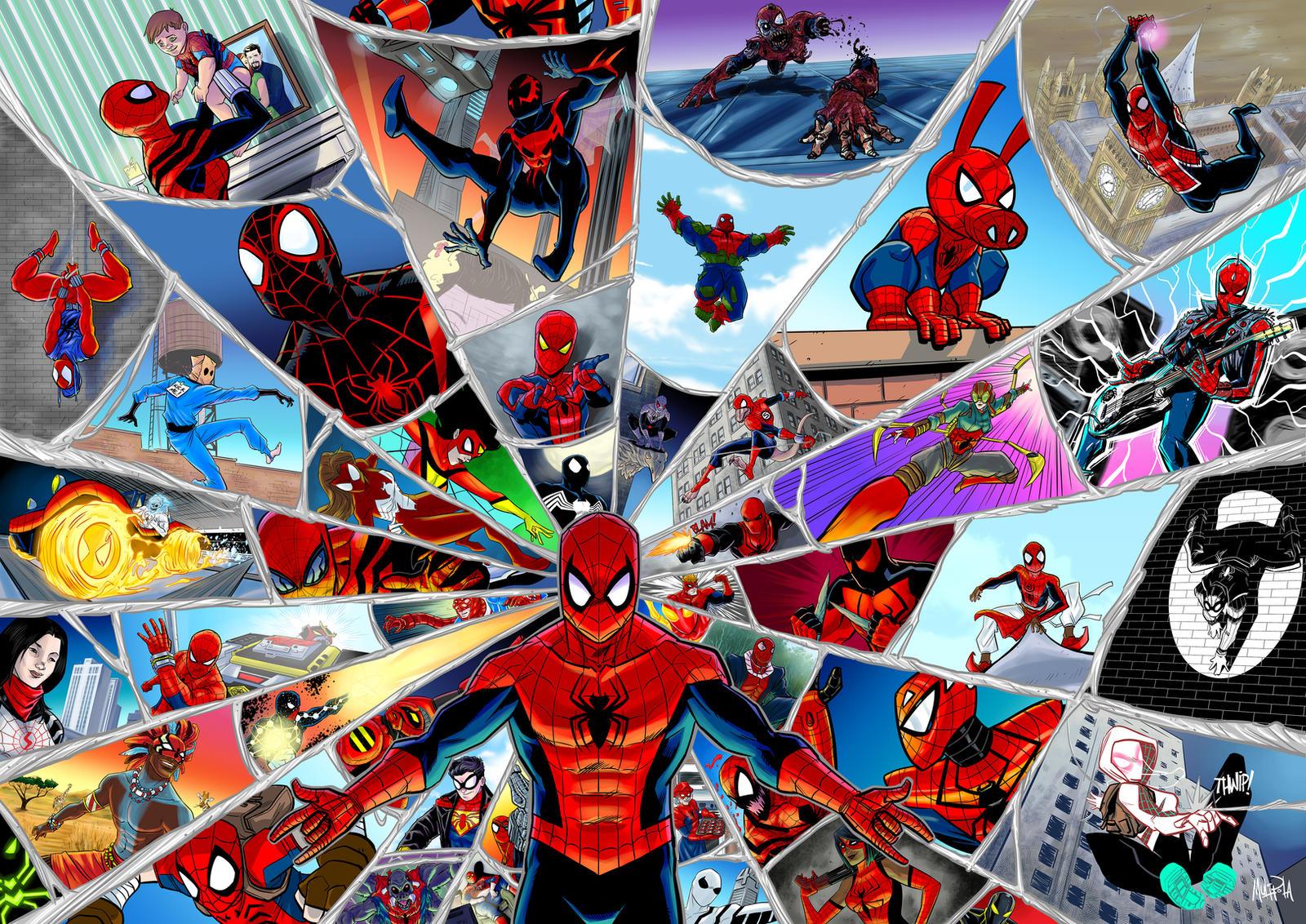 Spider-Verse COMPLETE