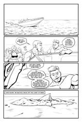 EvolOcean Issue 1 page 1