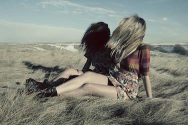 Prairie Days by javertime
