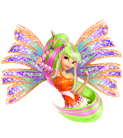 Stella Sirenix 3D PNG by VickSirenixFT on deviantART  Stella Sirenix ...