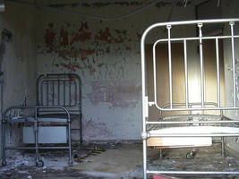 Abandoned Hospital by GigPhotography