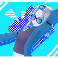 i'm blue ! by h4ise