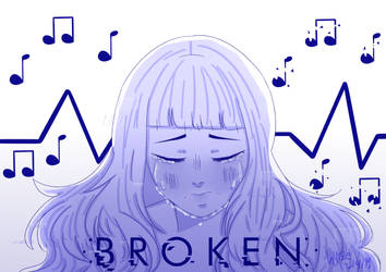 broken melody [REMAKE] by h4ise