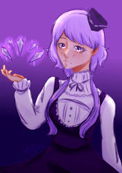 [AT] Violette by h4ise