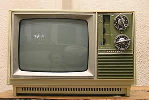 Stock: Panasonic TV by k4-pacific