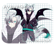 [CLOSED TY] AYAKASHI #2 [CS] by jianrou