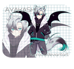 [CLOSED TY] AYAKASHI #2 [CS]