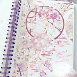 Sakura by jianrou