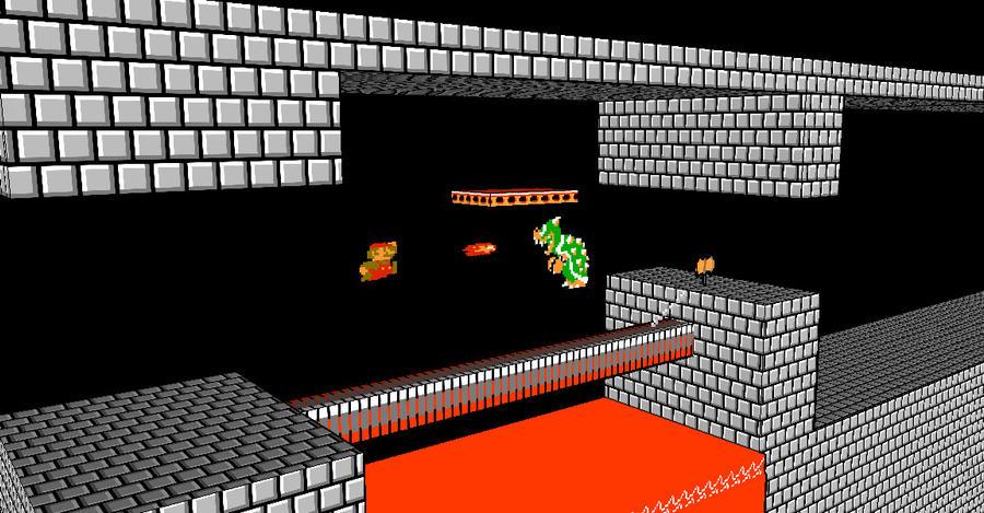 Super Mario Bros. 3D 1-4