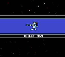 Toilet Man by Tufsing