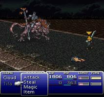 Final Fantasy VII - SNES 3.0 by Tufsing
