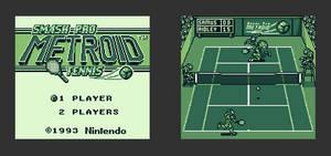 Smash Pro Metroid Tennis