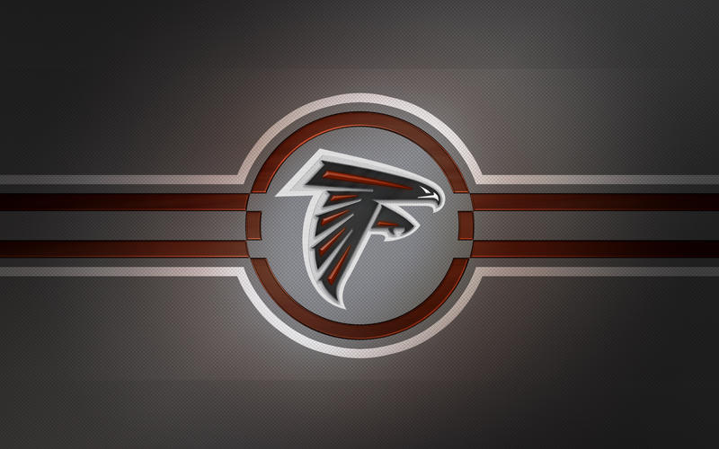 Falcons Logo Wallpaper By Culyu