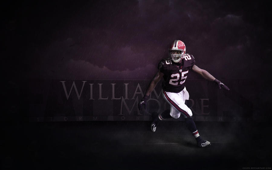 William Moore Falcons Just finished a new wallpaper